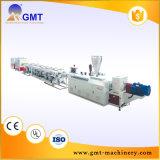 Máquina de Fazer Costa Dupla do PVC/extrusão Plástica da Produção Tubulação da Tomada