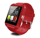 MultifunktionsBluetooth U8 Telefon-Aufruf-Form-Alarmuhr Andriod intelligente Uhr