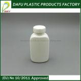 Бутылка оптовой формы PE 50ml овальной жидкостная пластичная