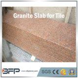 Material de construção natural preto cinzento branco amarelo oxidado do granito/o de mármore da telha da laje