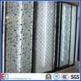Acid Etched / Imprimé / Patterned / Art / Mirror Glass for Decoration Glass