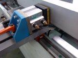 Machine à fabriquer des portes de fenêtres en aluminium