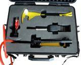 Портативная дверь бой пожара гидровлическая ломая инструменты двери набора спасения света набора открытые