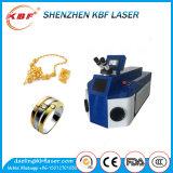 сварочный аппарат пятна лазера ювелирных изделий 200W YAG для серебра золота