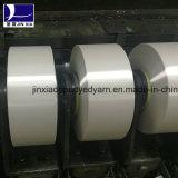 Hilado teñido droga 75D/24f FDY del filamento del poliester