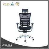 Schwarz-rückseitiger Schreibtisch-Gast-Stuhl