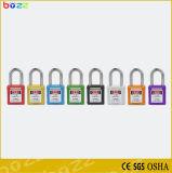 Bd-G01 Cadeado de segurança ABS Body Steel Shackle