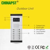 12の屋内モニタ(PST-VDO2-12K)が付いている最も熱いマルチアパートのビデオ通話装置