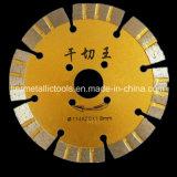 Супер лезвие алмазной пилы лазера диеза для камня вырезывания