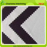 Tissu de interlignage fusible tissé par heavyweight de polyester pour des vêtements