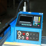 Mini machine de découpage portative de profil de pipe de plasma d'air de flamme de commande numérique par ordinateur