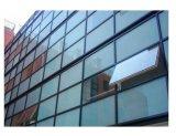 paredes de cortina de cristal de aluminio 6000series sin marco