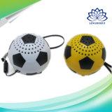 FM 기능을%s 가진 축구 모양 Bluetooth 소형 스피커