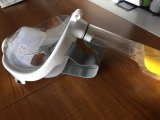 太字スノーケリングマスクのスキューバダイビングの水泳のスノーケルのAnti-Fogダイビングマスク