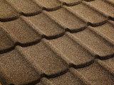 Плитка крыши песка листа крыши металла цветастого камня Coated