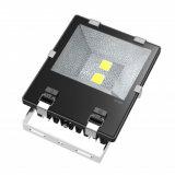 Indicatore luminoso di inondazione delle coperture LED del Pc-Dispositivo di raffreddamento 100W con Bridgelux