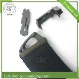 Пластичные части и прессформы впрыски для модели пушки