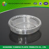 48oz de beschikbare Ronde Plastic Container van het Voedsel met Deksel