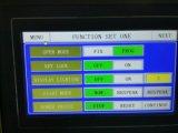 Système combiné par humidité d'essai à l'embrun salin de la température