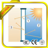 6+12A+6 moderou o baixo vidro isolado E para o vidro de indicador da parede da fachada e de cortina
