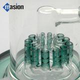 Boa vinda OEM/ODM da tubulação de fumo da água do vidro desobstruído e verde (AY 018)