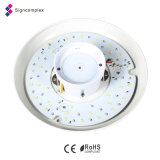 Luces de techo modernas de SMD 2835 12With18With25W LED con alto brillo