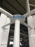 generador de viento 1000W para Axies vertical con 4 láminas blancas