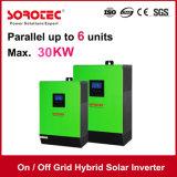 griglia on-off ibrida di 5kVA 6000W 48V solare & sistema dell'invertitore del vento per il sistema solare