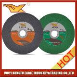 Disco de corte abrasivo de alta calidad de 4 pulgadas