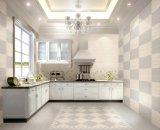 Azulejo gris claro rústico antirresbaladizo del color del azulejo de suelo de azulejos de la porcelana del material de construcción 300*600m m