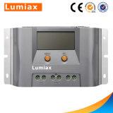10A contrôleur solaire de charge de l'affichage à cristaux liquides MPPT avec l'USB