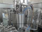 Machine recouvrante de bouteille automatique de vis