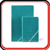 Cuadernos de lujo A5/A6 del planificador de encargo de la PU