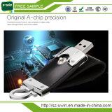 Le meilleur drive USB du cuir USB 8GB de cadeau d'affaires