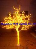 [ي] 18 حارّة خداع [لد] عطلة شجرة/[كريستمس تر] [ليغت/] مسيكة [إيب65] [لد] شجرة أضواء مع 2 سنون كفالة