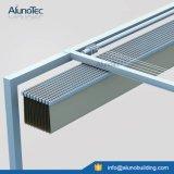 Pergola de toit avec l'écran escamotable de tissu