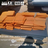 OEM Availbale Zwart/Oranjerood Phenolic Document in Voorraad