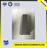 Setenta y dos del perfil de aluminio