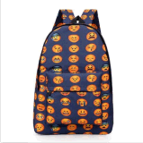 Sacs de course d'épaule de cartable de sac à dos de sacs à dos d'école d'Emoji Bookbags de gosses de filles
