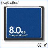 Geschwindigkeits-Vertrags-Blitz 8GB CF Memomy Karte der Soem-Marken-200X 133X (CF 8GB)