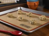 Estera estupenda de los pasteles del silicón de la categoría alimenticia de la cocina para la galleta