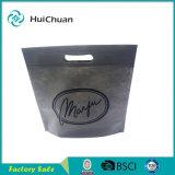 A buon mercato D-Tagliare il sacchetto non tessuto con la parte inferiore