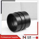 Flangia nera poco costosa del tubo di acqua dell'HDPE dell'adattatore della flessione