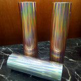 Estampage chaud de transfert d'impression de laser de clinquant coloré de film