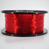 Filament en plastique d'imprimante de l'ABS 3D de PLA du boisseau 1.75mm 3mm pour des imprimantes de Fdm
