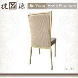 Gaststätte-Aluminiummetallbankett-Stühle (JY-L31)