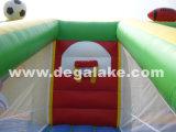 3 gonflables dans 1 jeu gonflable de sports de zone de sport