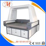 간단한 자동 공급 선반을%s 가진 파노라마 사진기 Laser 절단기 (JM 1814H 에 P)