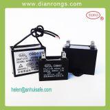 2.5UF 450V Decken-Ventilator-Bauschaltplan-Kondensator Cbb61