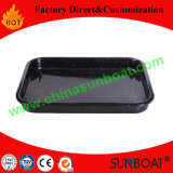 Rechthoekige Dienblad/de Plaat van het Email van Sunboat het Hete Verkopende
